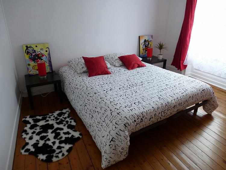 Chambres du0026#39;hu00f4tes Cherbourg et appartements Cherbourg